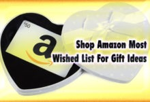 Photo of Shop Amazon Most Wished List For Gift Ideas
