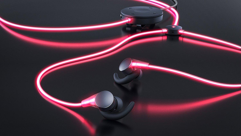 Laser Light Headphones