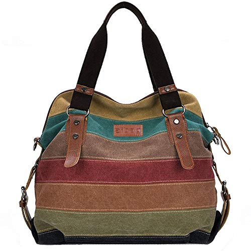 Women s Leisure Canvas Tote Bag