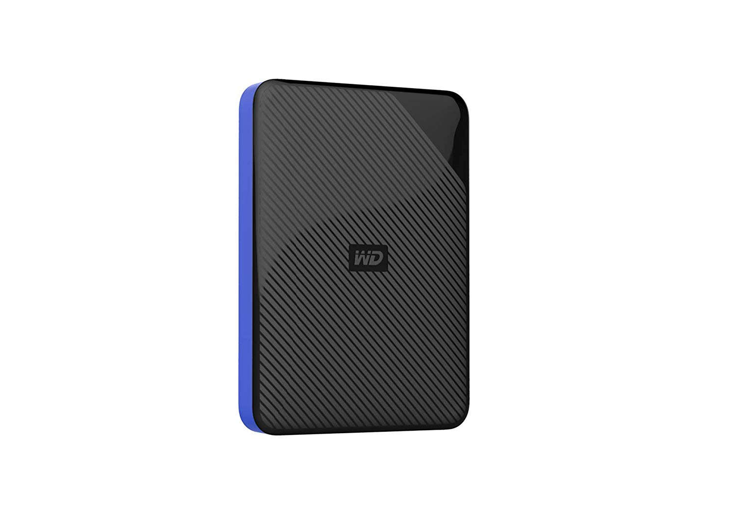 WD 2TB Gaming Drive Works with Playstation 4 Portable External Hard Drive  WDBDFF0020BBK WESN